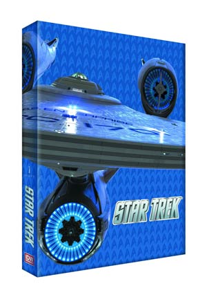 Star Trek Ongoing Vol 1 HC Red Label Edition