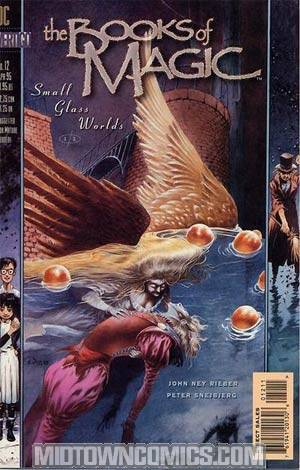 Books Of Magic Vol 2 #12