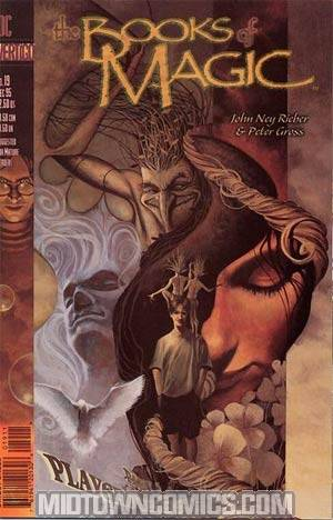 Books Of Magic Vol 2 #19