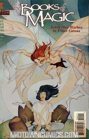Books Of Magic Vol 2 #24
