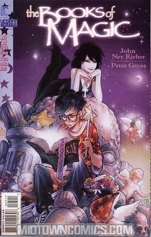 Books Of Magic Vol 2 #25