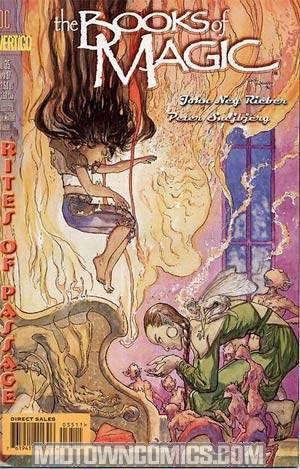 Books Of Magic Vol 2 #35