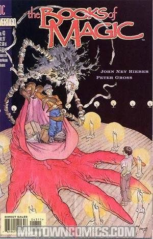 Books Of Magic Vol 2 #43