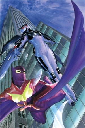 Owl Vol 2 #2 Cover D High-End Alex Ross Virgin Art Ultra-Limited Cover (ONLY 25 COPIES IN EXISTENCE!)