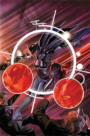 Owl Vol 2 #3 Cover D High-End Alex Ross Virgin Art Ultra-Limited Cover (ONLY 25 COPIES IN EXISTENCE!)