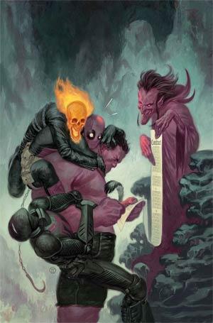 Thunderbolts Vol 2 #22 Cover A Regular Julian Totino Tedesco Cover