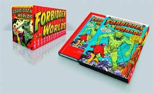 ACG Collected Works Forbidden Worlds Vol 4 HC Slipcase Edition