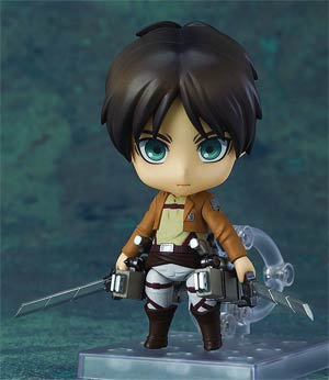Attack On Titan Eren Yeager Nendoroid