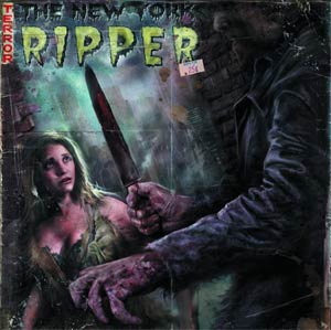 New York Ripper Original Soundtrack LP