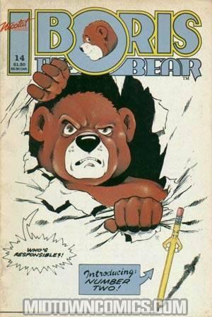 Boris The Bear #14