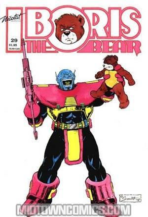 Boris The Bear #29