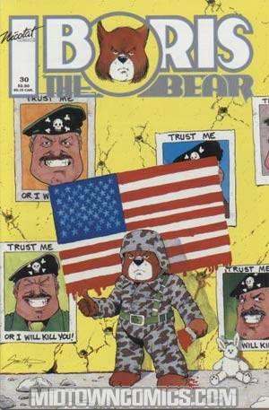 Boris The Bear #30