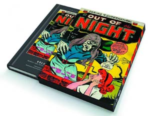 ACG Collected Works Out Of The Night Vol 3 HC Slipcase Edition