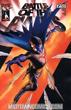 Battle Of The Planets Vol 2 #7