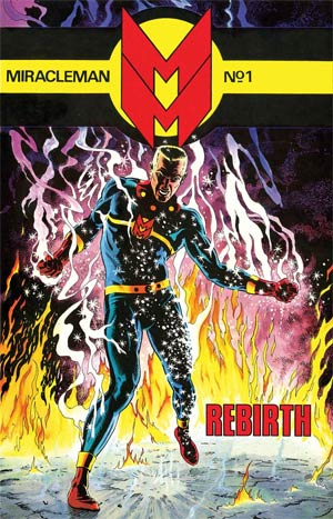 Miracleman (Marvel) #1 Cover C Variant Garry Leach Classic Cover