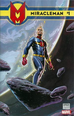 Miracleman (Marvel) #1 Cover D Incentive Jerome Opena Variant Cover