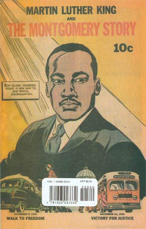 Martin Luther King And The Montgomery Story One Shot