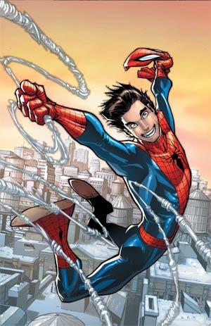 Amazing Spider-Man Vol 3 #1 By Humberto Ramos Poster