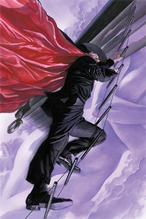 Shadow Year One #7 Cover G High-End Alex Ross Virgin Art Ultra-Limited Variant Cover (ONLY 100 COPIES IN EXISTENCE!)