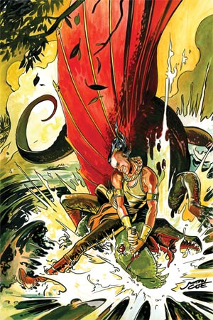 Turok Dinosaur Hunter Vol 2 #1 Cover S High-End Jonathan Case Virgin Art Ultra-Limited Variant Cover (ONLY 25 COPIES IN EXISTENCE!)
