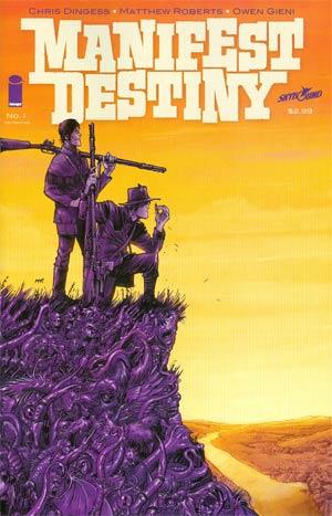 Manifest Destiny #1 Cover D 3rd Ptg