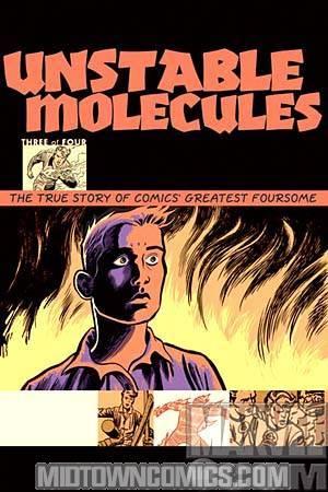 Fantastic Four Unstable Molecules #3
