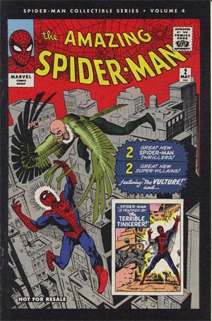 Spider-Man Collectible Series #4