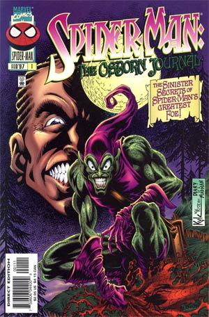 Spider-Man The Osborn Journal #1
