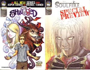 Soulfire Shrugged Special Preview