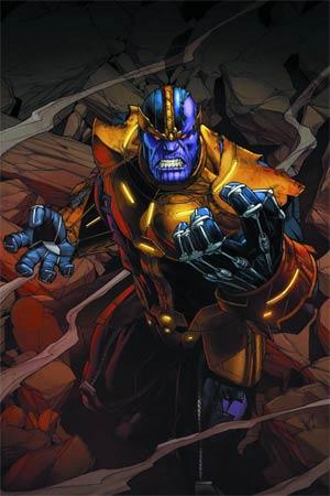 Thanos Annual #1 Cover E DF CGC 9.8