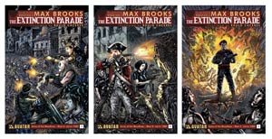 Extinction Parade #1 Army Of Bloodlines Blast 3-Book Set