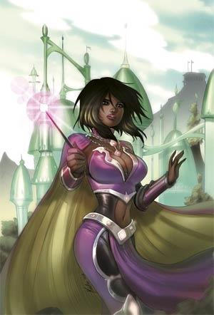 Grimm Fairy Tales Presents Warlord Of Oz #2 Cover C Mirka Andolfo
