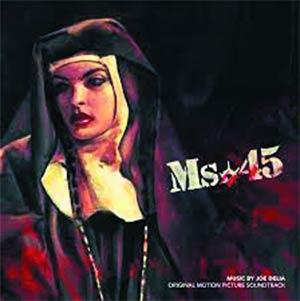 Ms 45 Original Soundtrack LP