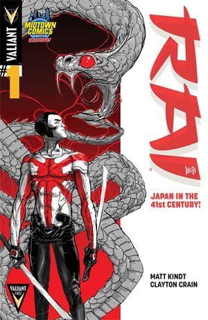 Rai Comic Books