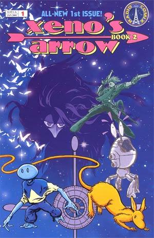 Xenos Arrow Book 2 #1