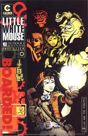 Little White Mouse Vol 1 #4