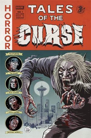 Curse #1 Cover C ECCC Exclusive Variant Cover