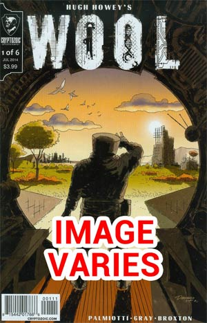 DO NOT USE (DUPLICATE LISTING) Hugh Howeys Wool #1 (Filled Randomly With 1 Of 2 Covers)(Limit 1 Per Customer)