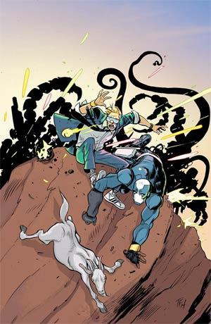 Quantum & Woody Vol 3 #12