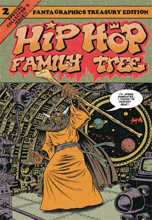 Hip Hop Family Tree Vol 2 GN