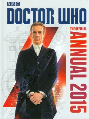 Doctor Who Official Annual 2015 HC