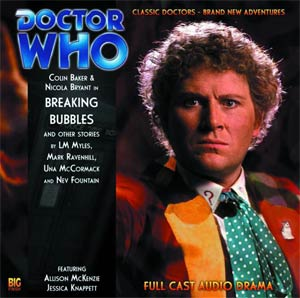 Doctor Who Breaking Bubbles And Other Stories Audio CD
