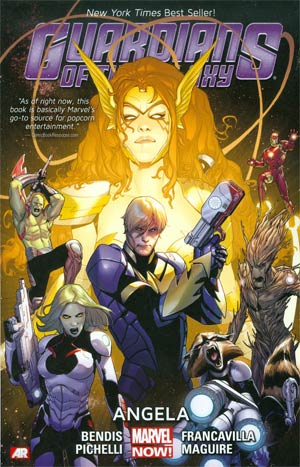 Guardians Of The Galaxy (2013) Vol 2 Angela TP