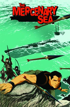 Mercenary Sea Vol 1 TP