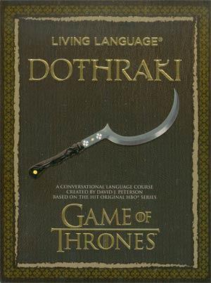 Living Language Dothraki HC