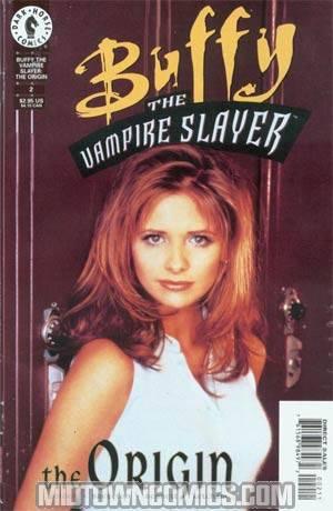 Buffy The Vampire Slayer The Origin #2 Photo Cvr