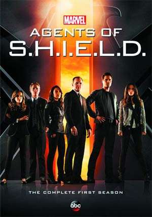 Agents Of S.H.I.E.L.D The Complete 1st Season DVD