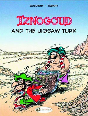Iznogoud Vol 11 Iznogoud And The Jigsaw Turk GN