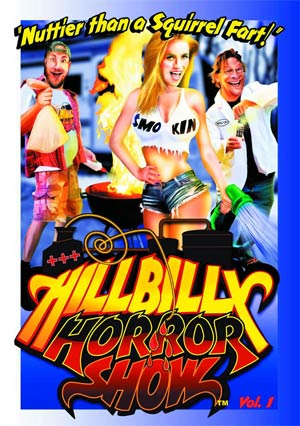 Hillbilly Horror Show Vol 1 DVD