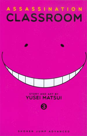 Assassination Classroom Vol 3 TP